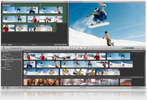 Logiciel de Montage : iMovie